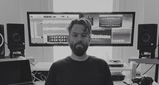 Mastering Engineer / Producer  - Nathan James Allen