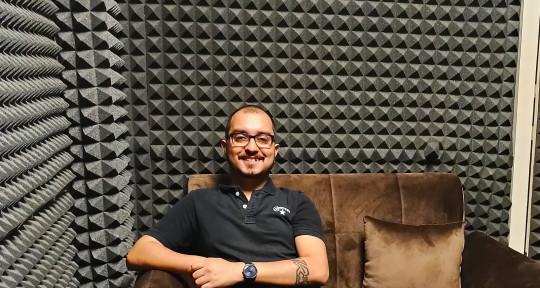 Mixing Engineer - Adamya Bajaj