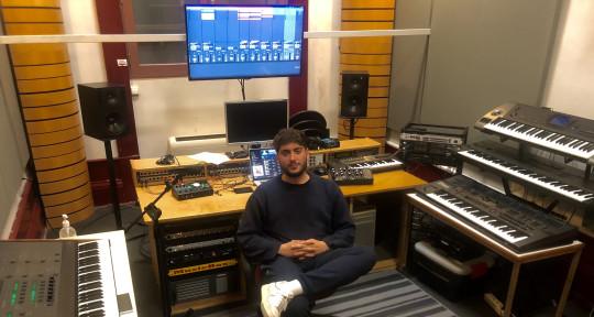 Vocal tuning / Mix & Mastering - Andrés Búa