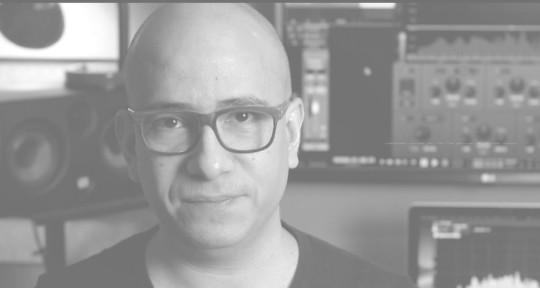 Music Producer. Remote Mixing - Manuel J. Camargo