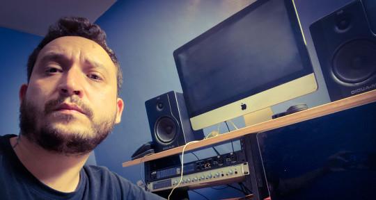 'Remote mixing and Mastering' - Alessandro Cafagna