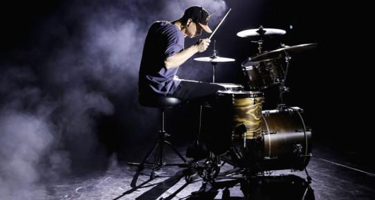 Drums & percussion  - Jesse Farmer