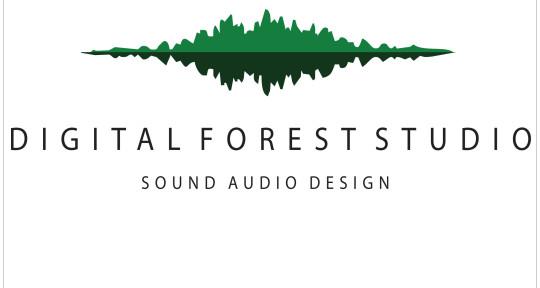 Recording Studio,Remote Mixing - Digital Forest Studio
