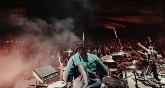 Session/live/touring Drummer - JayB
