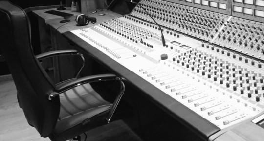 Recording production studio! - Andrey Matskevich