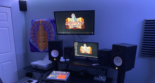 Audio Engineer, Producer - Mason Wyatt