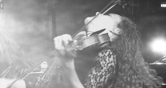 viola/violin/vocals - Anne