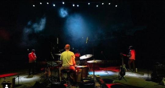 Session Drummer, Live Drummer - Aaron Hamel
