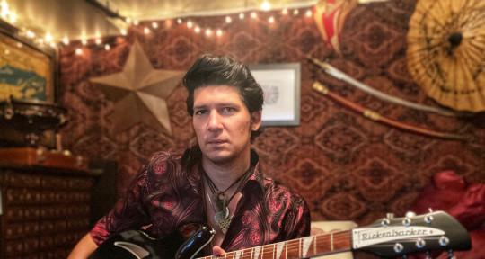 Guitarist & Singer/Songwriter - Scott Martin