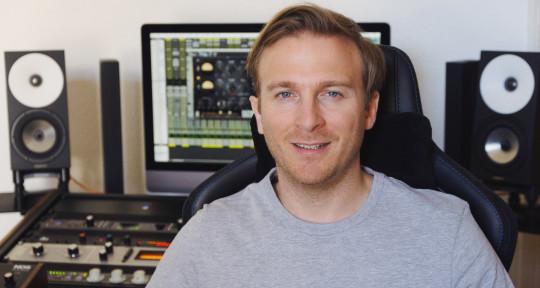 Mix Engineer - Ashley Krajewski