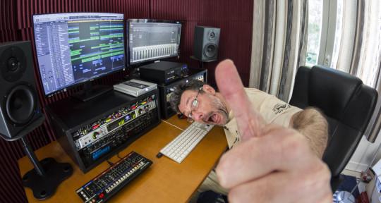 Music Producer, Mixing, Master - SoundBurner Prod.