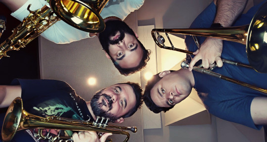 Horn section recording - Brazilian Horn section