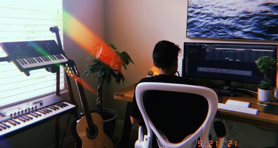 Producer/Vibe enthusiast - Jarom Su'a