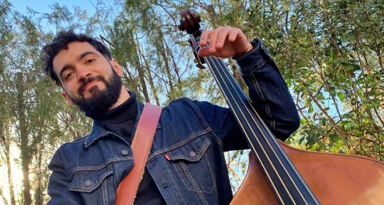 Session Bassist, Session Banjo - Dante Sesin