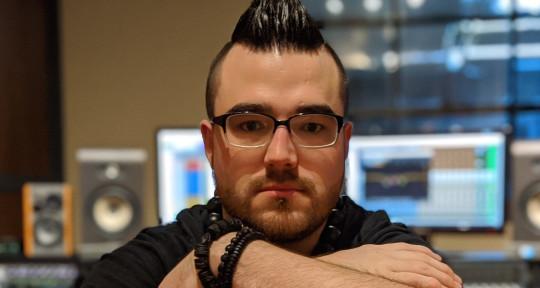 "Producer-Engineer-Drummer - Michael ""Musashi"" Marucci"