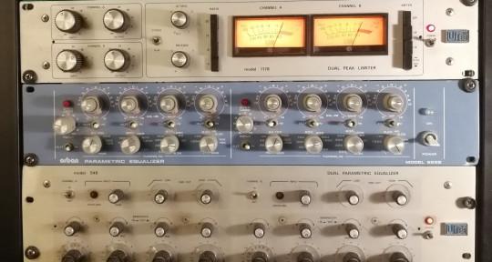 Remote Mixing & Mastering - LOMONOSOV