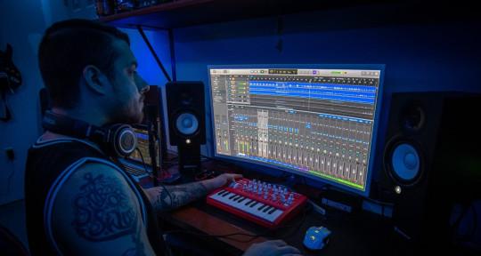 Music Producer/Audio Engineer - Dylan Joseph