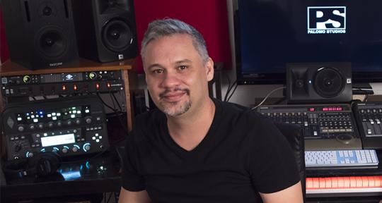 Producer, Composer, Musician - Alberto PALOMO
