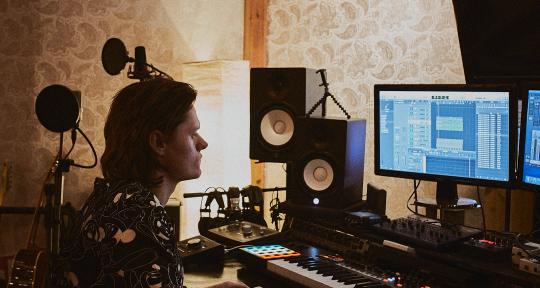 Production, Recording, Mixing - John Rickardo Music Production