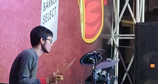 Drummer, Production, Composing - Arko