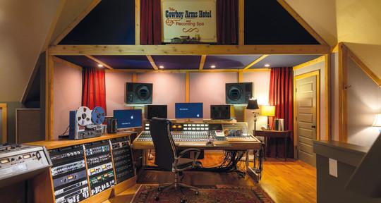 Audio Engineer - Cameron Davidson