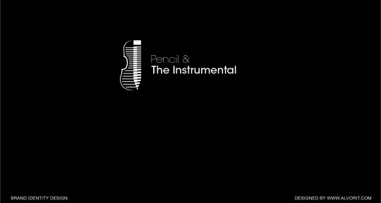 Songwriter - Pencil & the instrumental