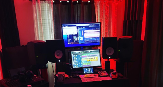 Mixing & mastering Engineer  - Lazarusmusiq