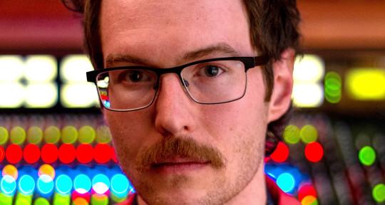 Mixing and Mastering Engineer - Elliot Duke Jensen