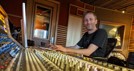 Recording, Mixing, Mastering - Dave Rhodes