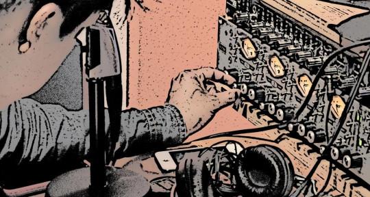 Mixing and Recording Engineer - Daniel Saucedo