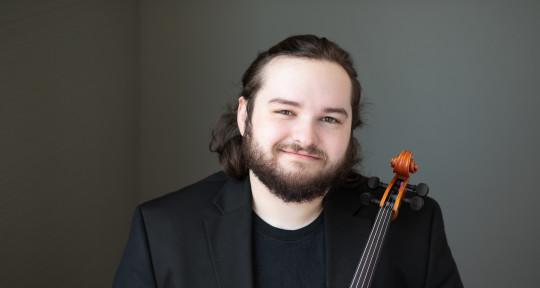 Violin/Viola//String Arranger - Patrick Monnius