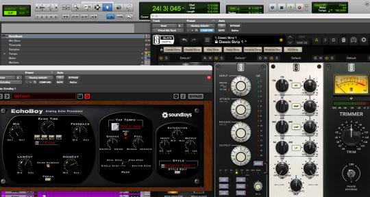 Mixing,Mastering - OctavioP1