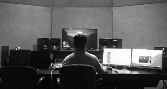 Mixing Engineer,  - Tomas Gregorio D. Magno