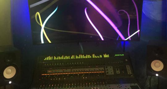 Recording Studio - MiddleGround Studios