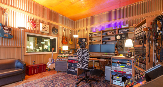 Producer, Mixer, Guitar, Keys - Francis Stuart Milne