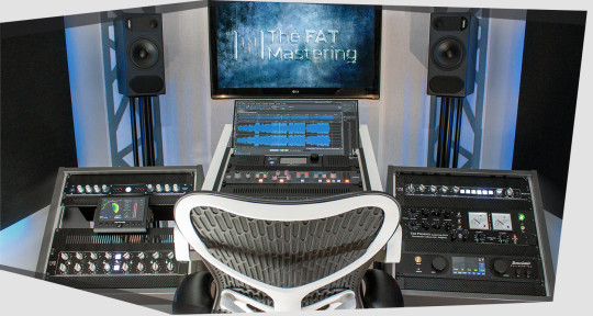 World-Class Mastering & Mixing - Nicky @ The Fat Mastering