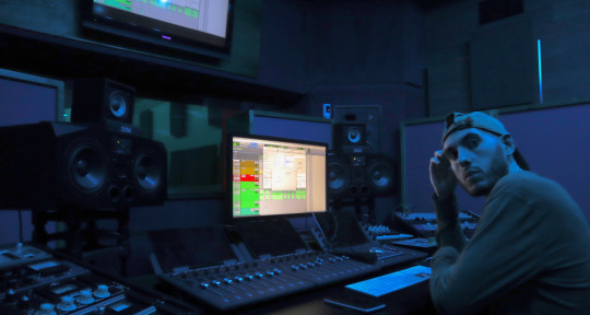 Mixing & Mastering, Producing - Spaceman Beats