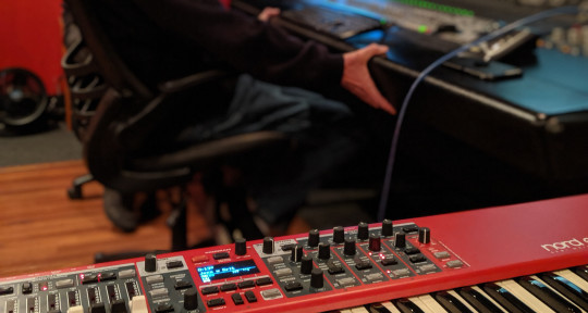 Session Keyboards, Production - Dave Rensin