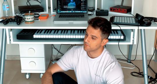 Producer, Arranger & Composer - Miguel Lopez (Cream Blade)