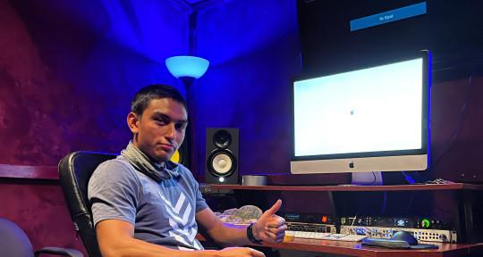 Engineer, Vocal Producer - Kevin Barrera