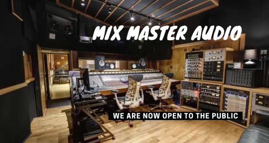Pro Session Guitarist - Mix Master Audio