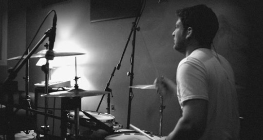 Session Drums, Live Drums - Zac Myers