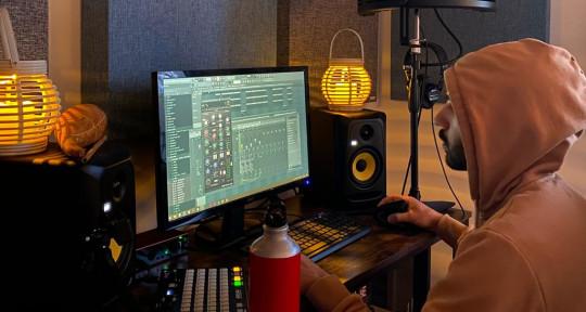 I produce, mix and master - Eibi