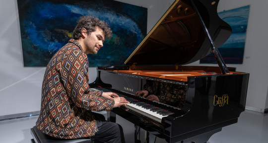 Pianist, Music Composer  - Jerome