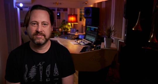Mastering For Digital & Vinyl - Mat Leffler-Schulman
