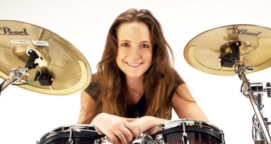 Session Drummer/Percussionist - Nicole Marcus