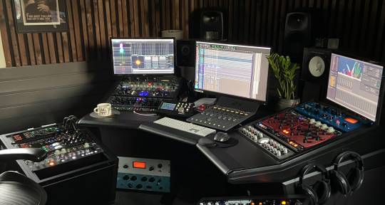 Mixing & mastering - Jesse Vainio