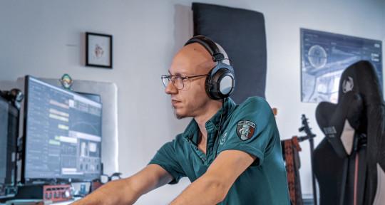 Mixing & Mastering Engineer - Alessandro Salza