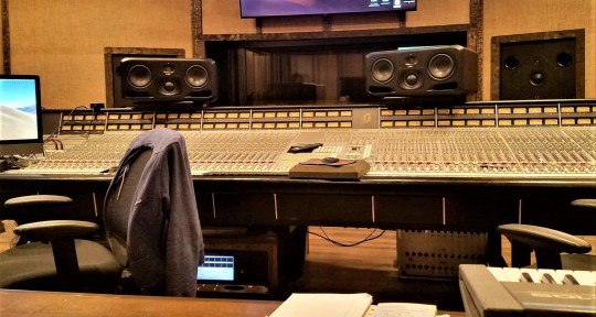 Music Composer, Studio Rat  - Beth Gladen