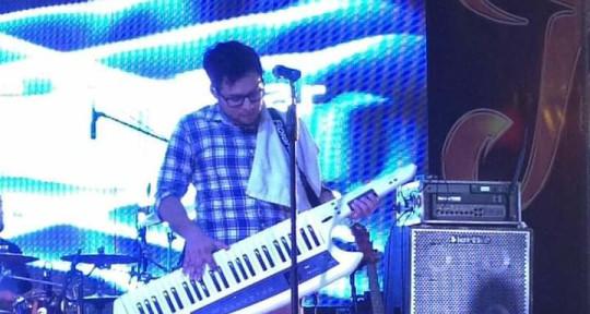 Music Producer , Pianist - Carlos Gonzalez Arias